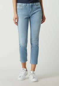MAC Jeans - MIT STRETCH-ANTEIL  - Slim fit jeans - hellblau - 0