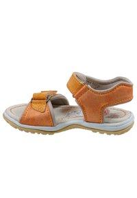 Pio - Walking sandals - orange - 4