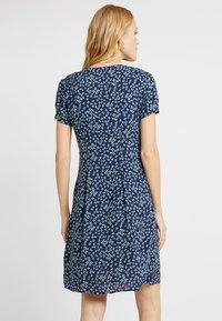 Esprit - FLUENT - Shirt dress - navy - 2