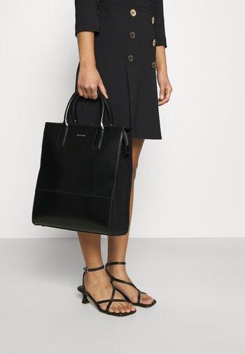 KIRA - Tote bag - black