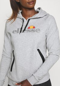 Ellesse - ARCILLE - Huppari - grey marl - 4