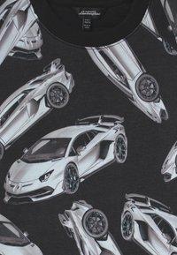 Automobili Lamborghini Kidswear - AVENTADOR - Sweater - black pegaso - 2