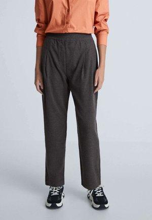 FLANNEL  - Pantalon classique - dark grey