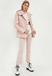 Finn Flare - Winter jacket - beige - 1