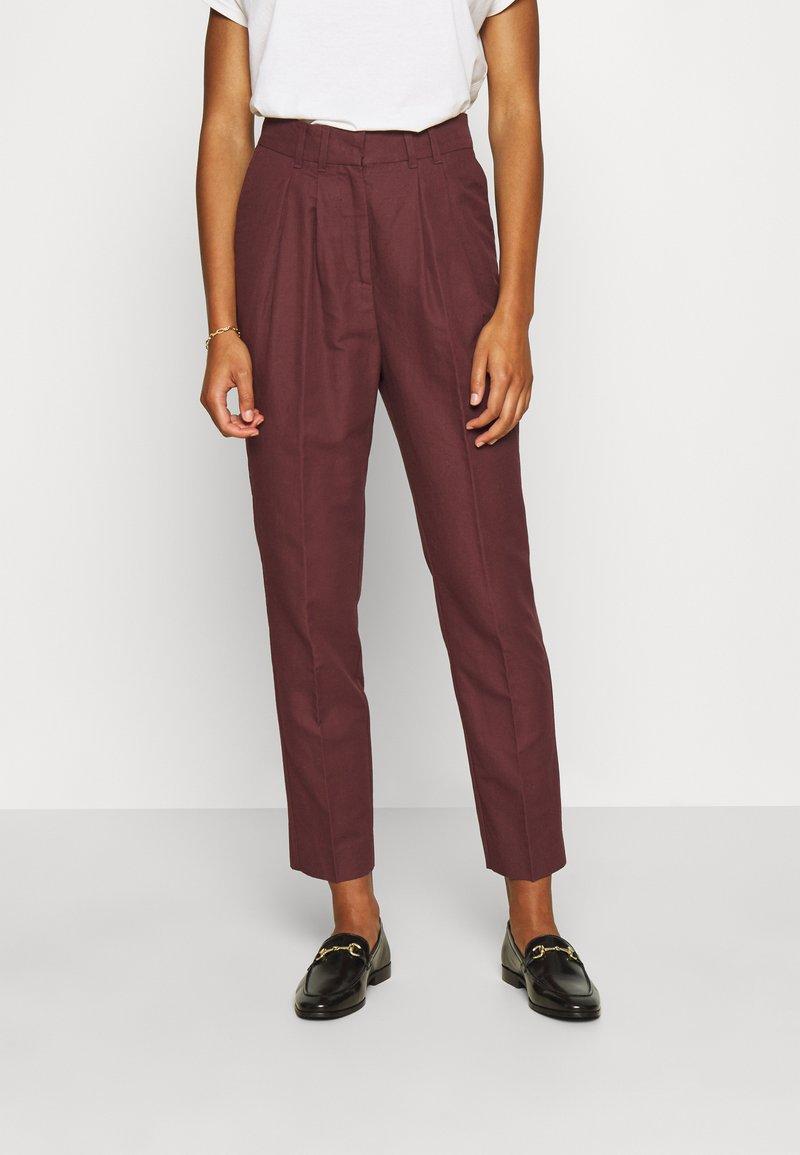 DAY Birger et Mikkelsen - DAY AMICI PANTS - Trousers - maltese