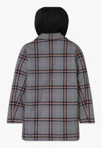 Calvin Klein Jeans - TAILORED CHECK COAT - Winter coat - grey - 1