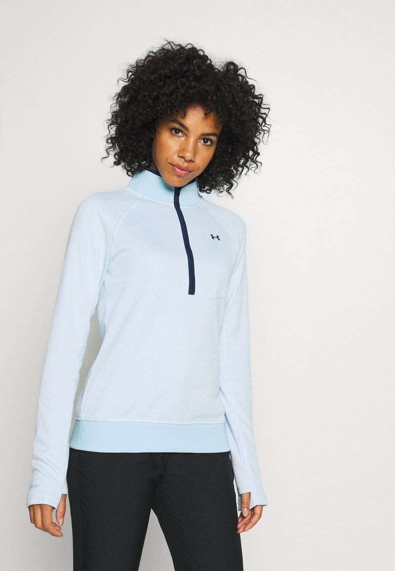 Under Armour - STORM 1/2 ZIP - Pullover - blue frost/blue ink