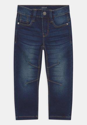 KIDS BOYS TROUSER - Slim fit jeans - dark-blue denim