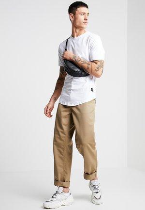 ONSMATT LONGY 2 PACK - T-shirt - bas - white