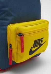 Nike Sportswear - TANJUN UNISEX - Tagesrucksack - thunderstorm/speed yellow/black - 2