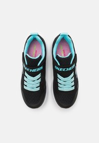 Skechers - DYNAMIGHT - Trainers - black/blue - 3