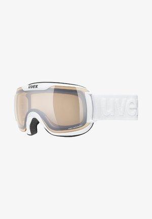 DOWNHILL  - Ski goggles - white (s55044810)
