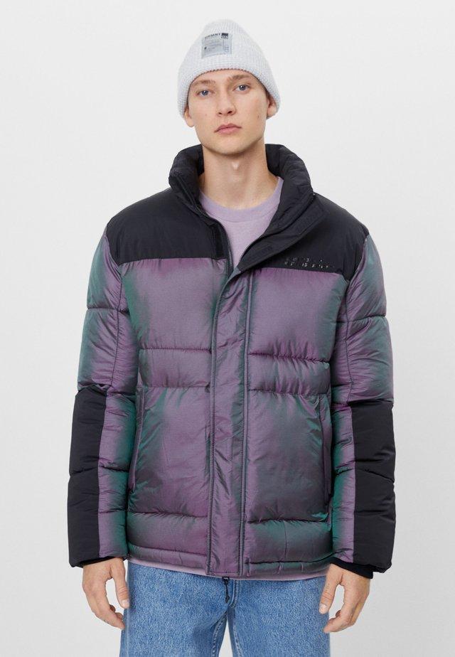 Veste d'hiver - mauve