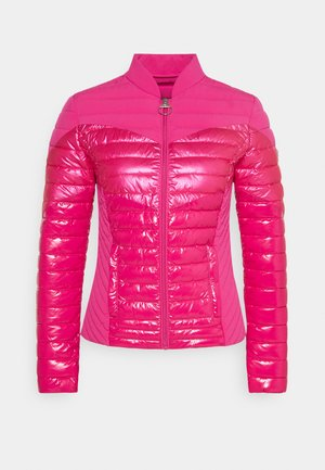 Light jacket - shocking pink