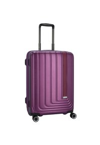 march luggage - SET - Luggage set - purple metallic - 2