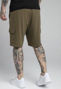 SIKSILK - Shorts - khaki - 2