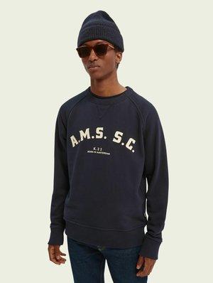 REVERSIBLE - Sweater - blue