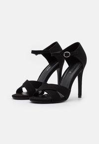 Anna Field - Sandaler med høye hæler - black - 2