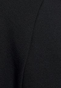 Even&Odd - Cropped lightweight - Sweatshirt - black - 2