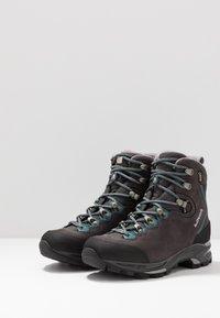 Lowa - MAURIA GTX - Chaussures de marche - anthrazit/petrol - 2