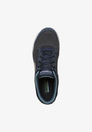 GO WALK 5  QUALIFY - Sports shoes - dark blue/dark grey