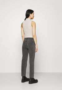 ARKET - Jeans straight leg - washed black - 2