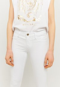 TALLY WEiJL - Jeans Skinny Fit - whi - 3