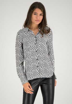 Camisa - offwhite-multicolor