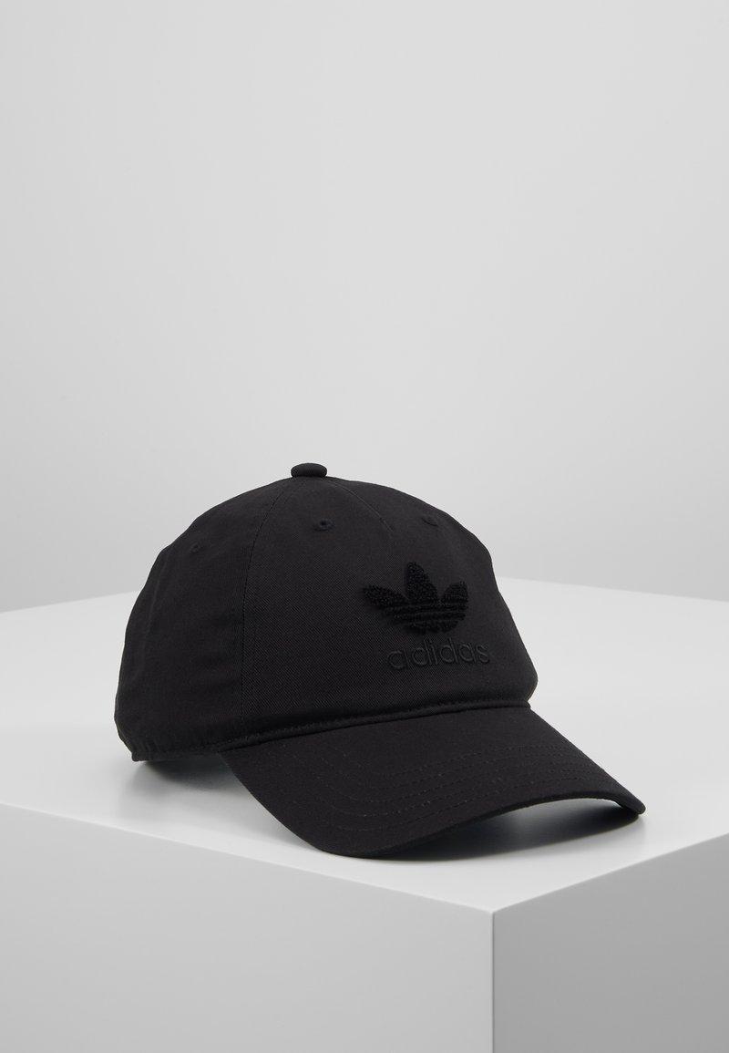 adidas Originals - CHENILLE DAD - Lippalakki - black