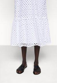 J.CREW - PANAMA DRESS - Day dress - white - 3