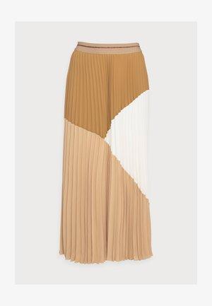 MORELLA PLISSE SKIRT - Spódnica plisowana - incense