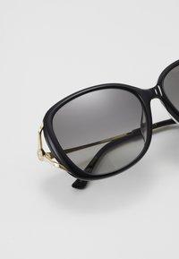 Gucci - Sluneční brýle - black/gold-coloured/grey - 3