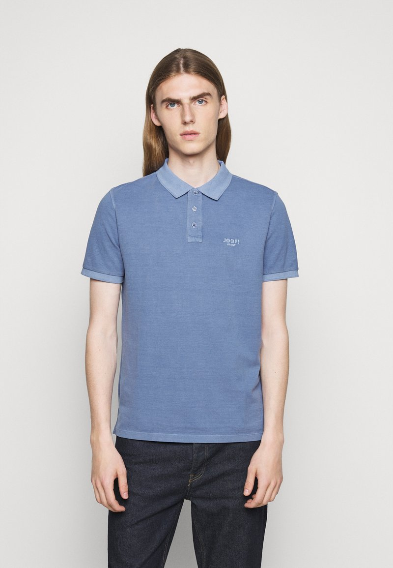 JOOP! Jeans - AMBROSIO - Pikeepaita - light blue
