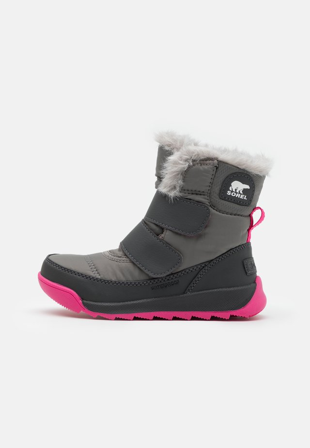 CHILDRENS WHITNEY II UNISEX - Stivali da neve  - quarry