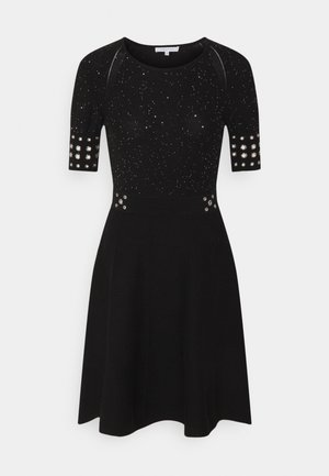 ABITO DRESS - Jumper dress - black