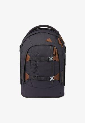 School bag - grey brown