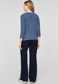 s.Oliver - Cardigan - blue - 2