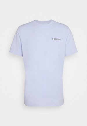 LOGO TEE - T-shirt print - frosted lilac