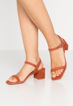 ROME - Sandals - rust