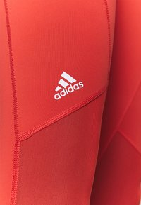adidas Performance - ADILIFE - Collants - crew red/black/white - 5