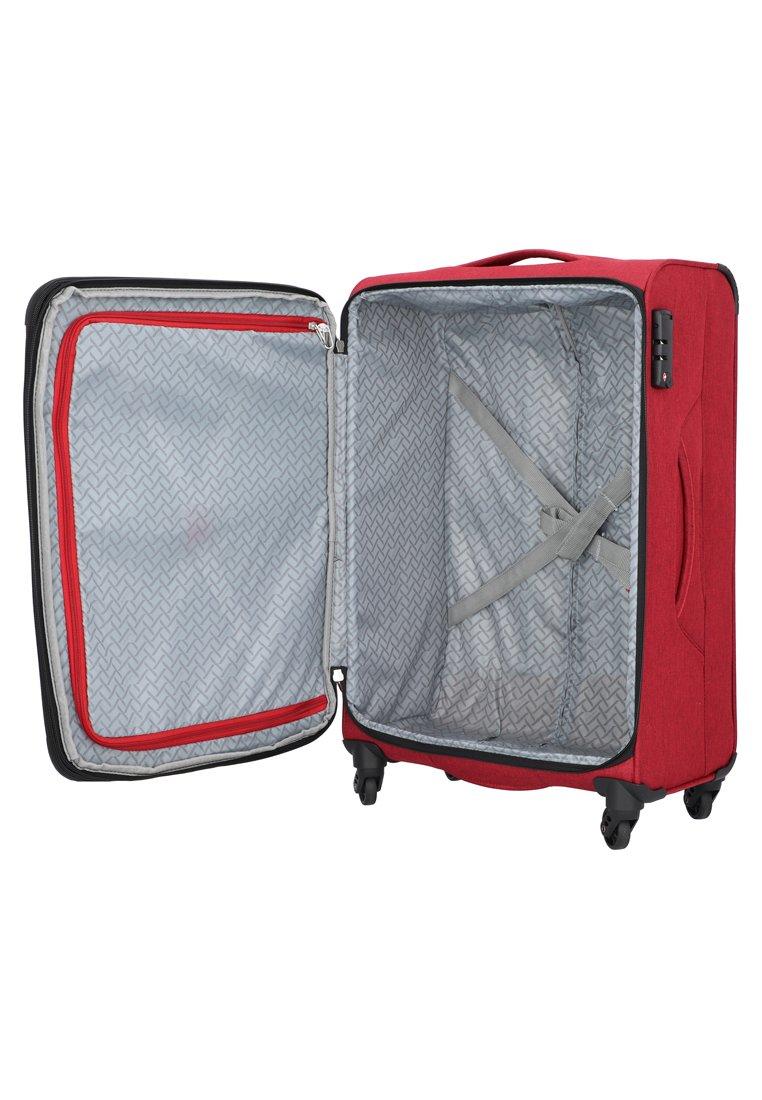 Travelite 3 SET - Kofferset - red/rot - Herrentaschen 1WmLv