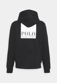 Polo Ralph Lauren - TECH - veste en sweat zippée - black - 8