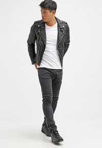 Serge Pariente - HIPSTER  - Leather jacket - noir - 1