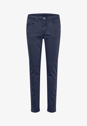 LOTTECR - Slim fit jeans - maritime blue