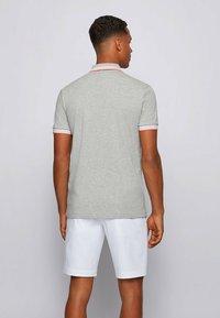 BOSS - PADDY - Poloshirt - open grey - 2