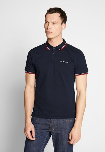 SIGNATURE - Polo shirt - navy
