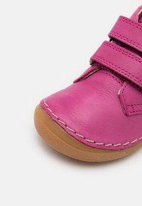 Froddo - PAIX - Baby shoes - fuchsia - 5