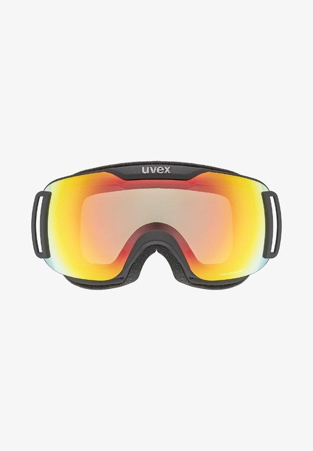DOWNHILL  - Ski goggles - black mat (s55044820)