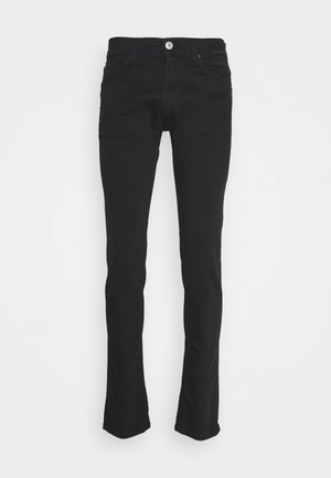 MAX TITANIUM - Vaqueros slim fit - black