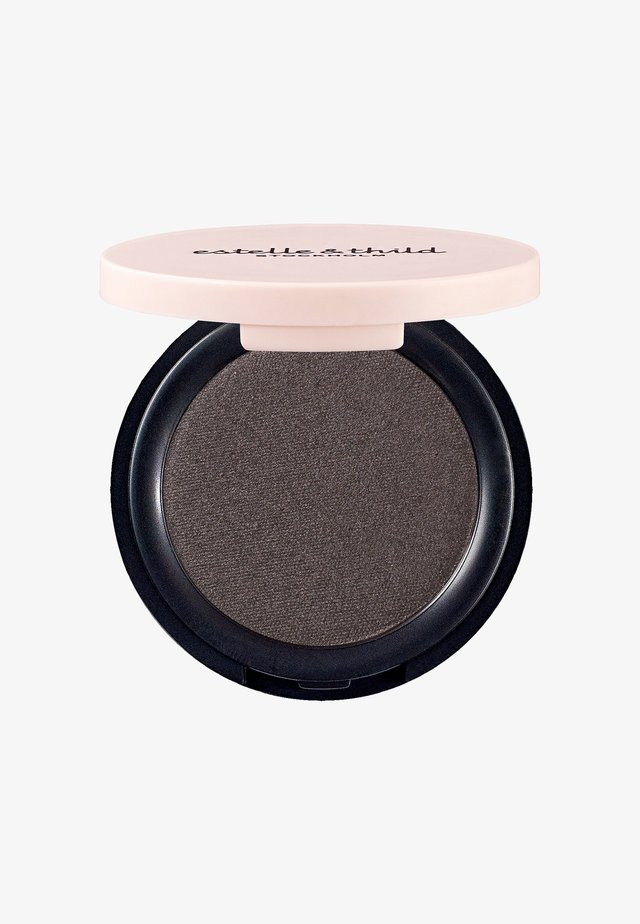 BIOMINERAL SILKY EYESHADOW 3G - Cień do powiek - brown ash